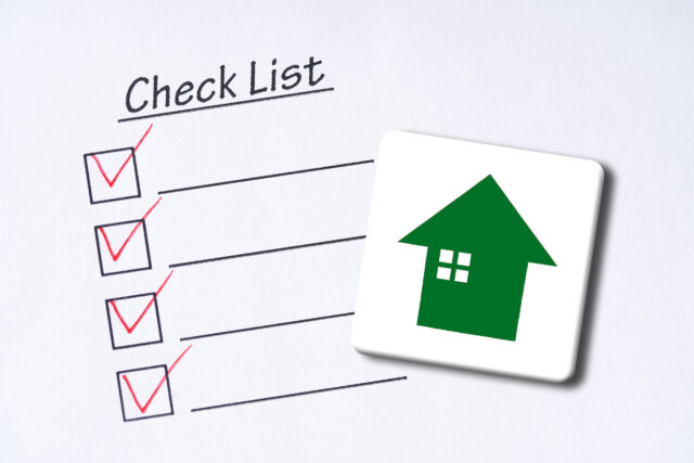 RRHBA - Green Reno Checklist