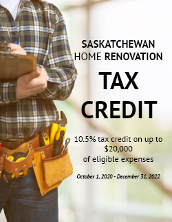 RRHBA - Tax Credits on Renovations